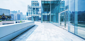repair commercial glass dc