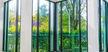 repair residential glass in dc